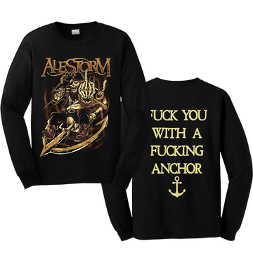 ALESTORM - 'Fuck You' Long Sleeve