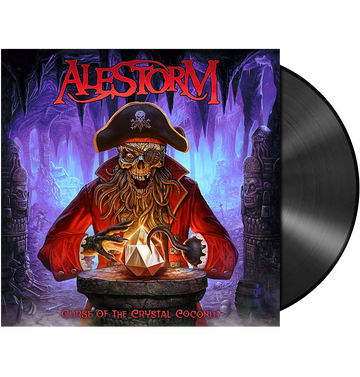 ALESTORM - 'Curse of the Crystal Coconut' LP
