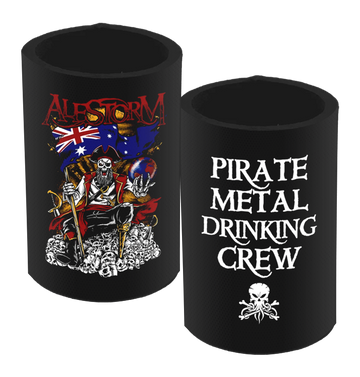 ALESTORM - 'Pirate Metal Drinking Crew' Stubbie Holder