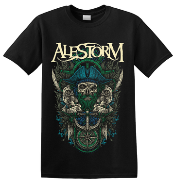 ALESTORM - 'Rum Beer Quests Mead' T-Shirt