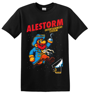 ALESTORM - 'Video Game' T-Shirt