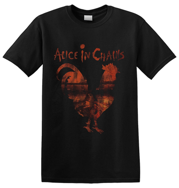 ALICE IN CHAINS - 'Rooster Dirt' T-Shirt