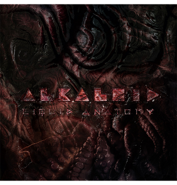 ALKALOID - 'Liquid Anatomy' DigiCD