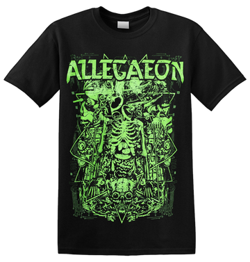 ALLEGAEON - 'All Hail Science' T-Shirt