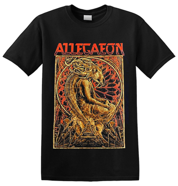 ALLEGAEON - 'Deity' T-Shirt