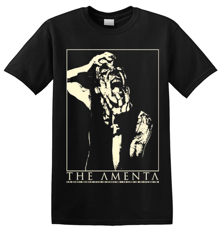 THE AMENTA - 'Drain' T-Shirt