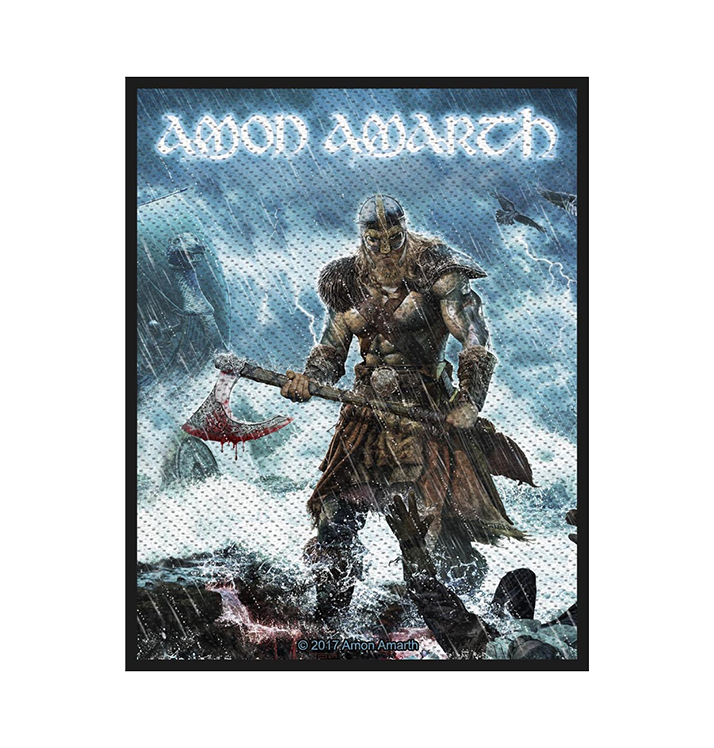 AMON AMARTH - 'Jomsviking' Patch