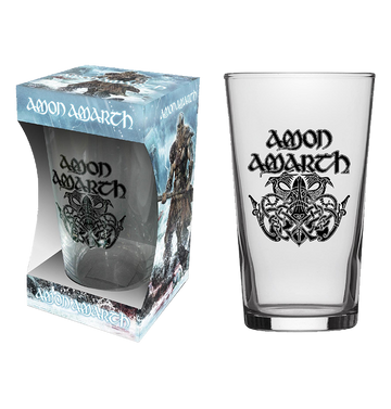 AMON AMARTH - 'Jomsviking' Beer Glass