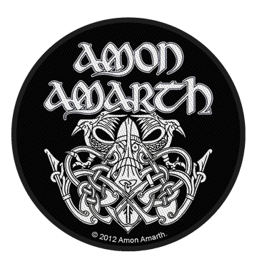 AMON AMARTH - 'Odin' Patch