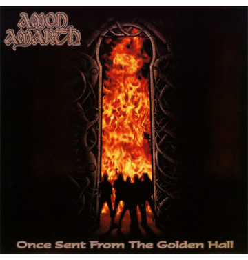 AMON AMARTH - 'Once Sent From The Golden Hall' CD