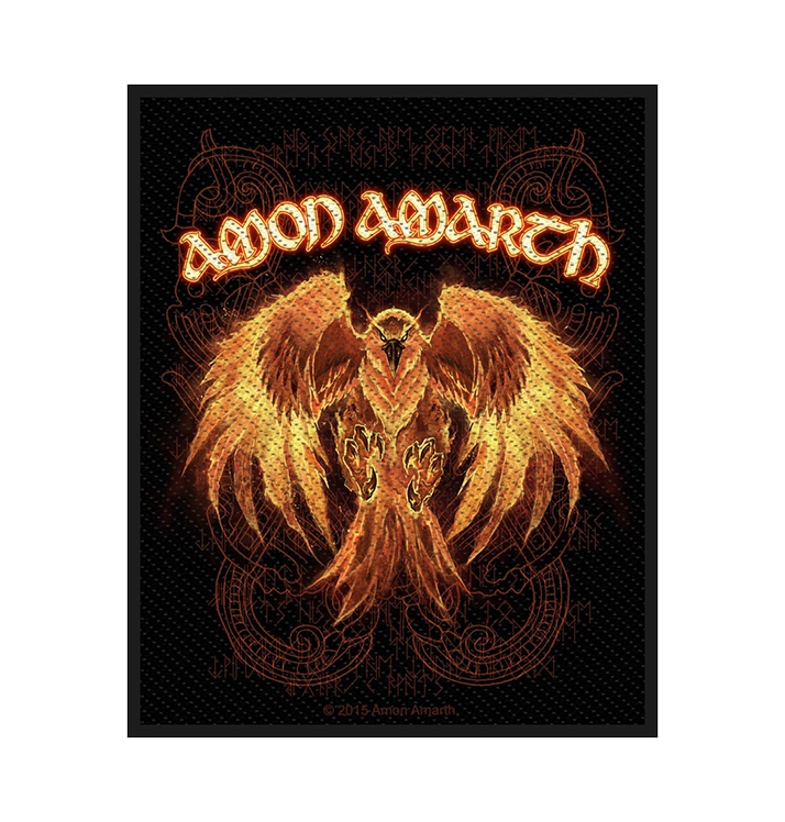 AMON AMARTH - 'Phoenix' Patch