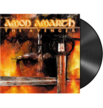 AMON AMARTH - 'The Avenger' LP