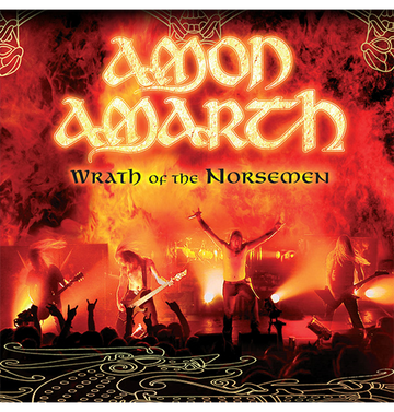 AMON AMARTH - 'Wrath Of The Norsemen' 3DVD