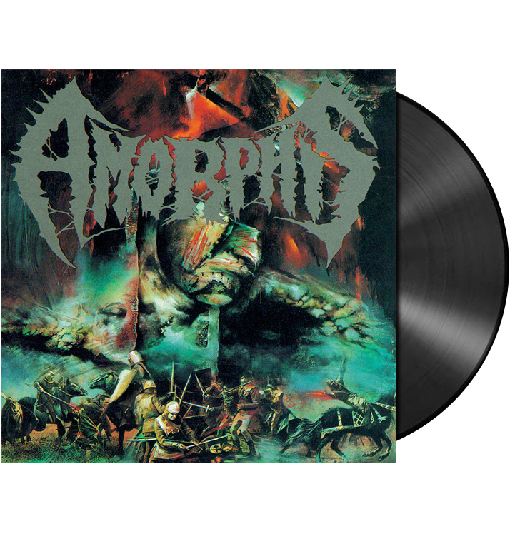 AMORPHIS - 'The Karelian Isthmus' LP