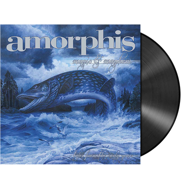 AMORPHIS - 'Magic And Mayhem - Tales From The Early Years' LP