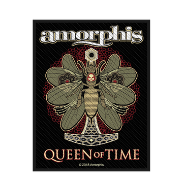 AMORPHIS - 'Queen Of Time' Patch