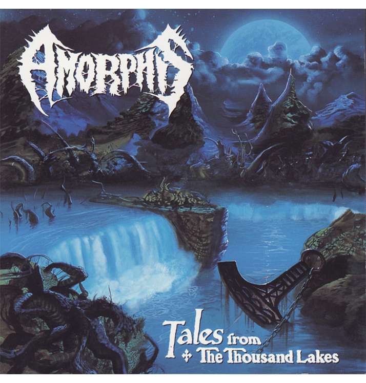 AMORPHIS - 'Tales From The Thousand Lakes' CD