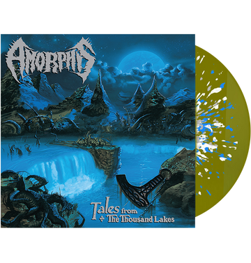 AMORPHIS - 'Tales From The Thousand Lakes' LP