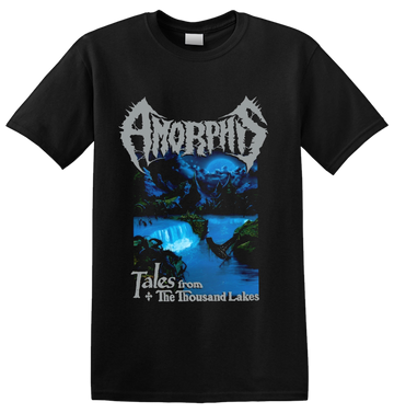AMORPHIS - 'Tales From The Thousand Lakes' T-Shirt