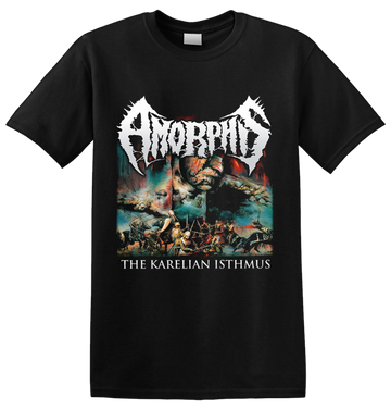 AMORPHIS - 'The Karelian Isthmus T-Shirt