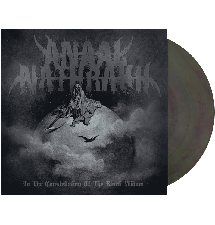 ANAAL NATHRAKH - 'In The Constellation Of The Black Widow' LP
