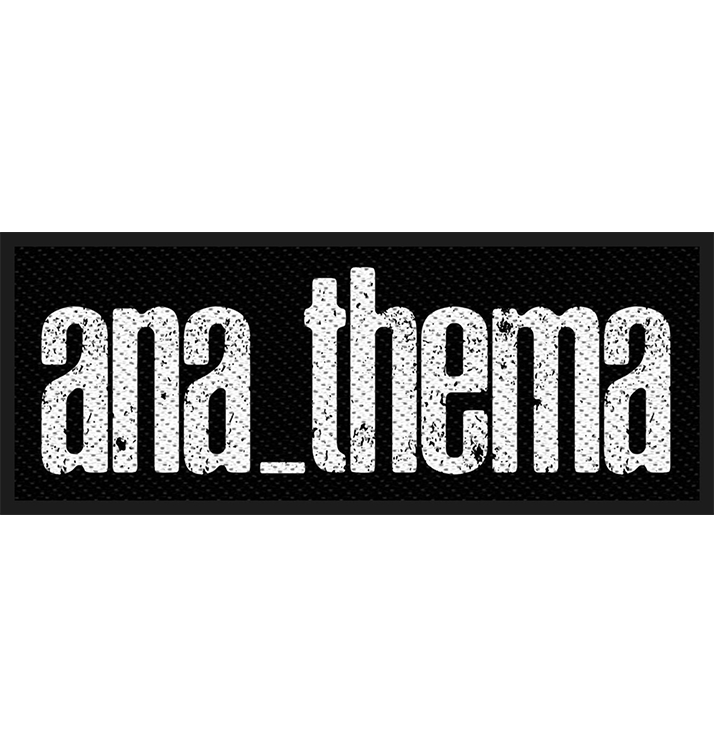ANATHEMA - 'Logo' Patch