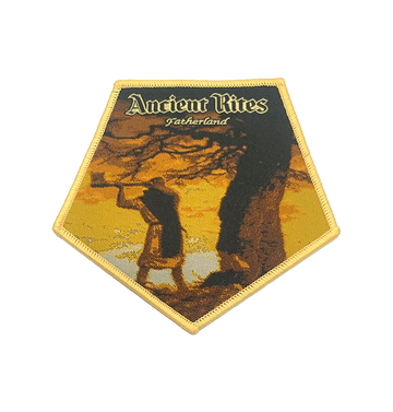 ANCIENT RITES - 'Fatherland (Yellow Edging)' Patch