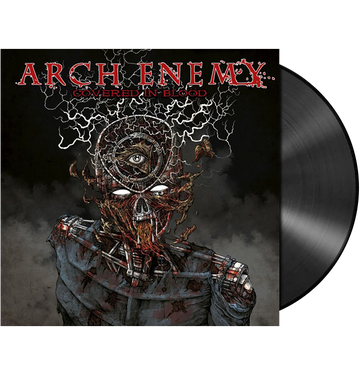ARCH ENEMY - 'Covered In Blood' 2xLP