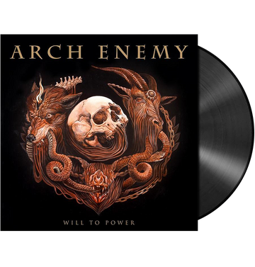 ARCH ENEMY - 'Will To Power' LP