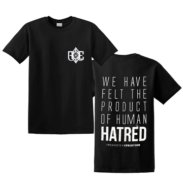 ARCHITECTS OF EVOLUTION - 'Human Hatred' T-Shirt