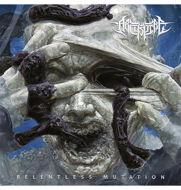 ARCHSPIRE - 'Relentless Mutation' CD