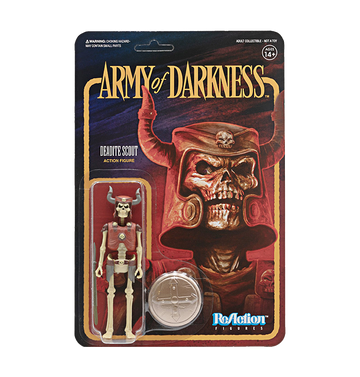 ARMY OF DARKNESS - 'Deadite Scout' ReAction Figure