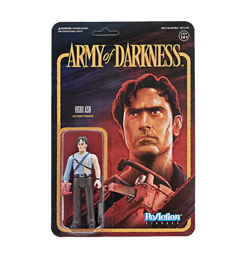 ARMY OF DARKNESS - 'Hero Ash' ReAction Figure