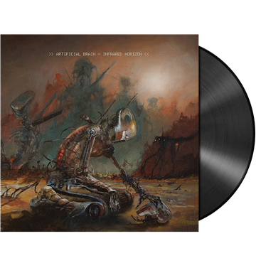 ARTIFICIAL BRAIN - 'Infrared Horizon' LP