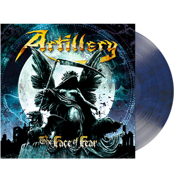 ARTILLERY - 'The Face Of Fear' LP