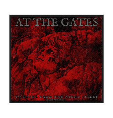 AT THE GATES - 'To Drink From The Night Itself' Patch