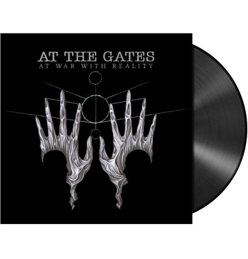 AT THE GATES - 'At War With Reality' LP