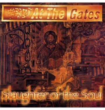 AT THE GATES - 'Slaughter Of The Soul' FDR DigiCD