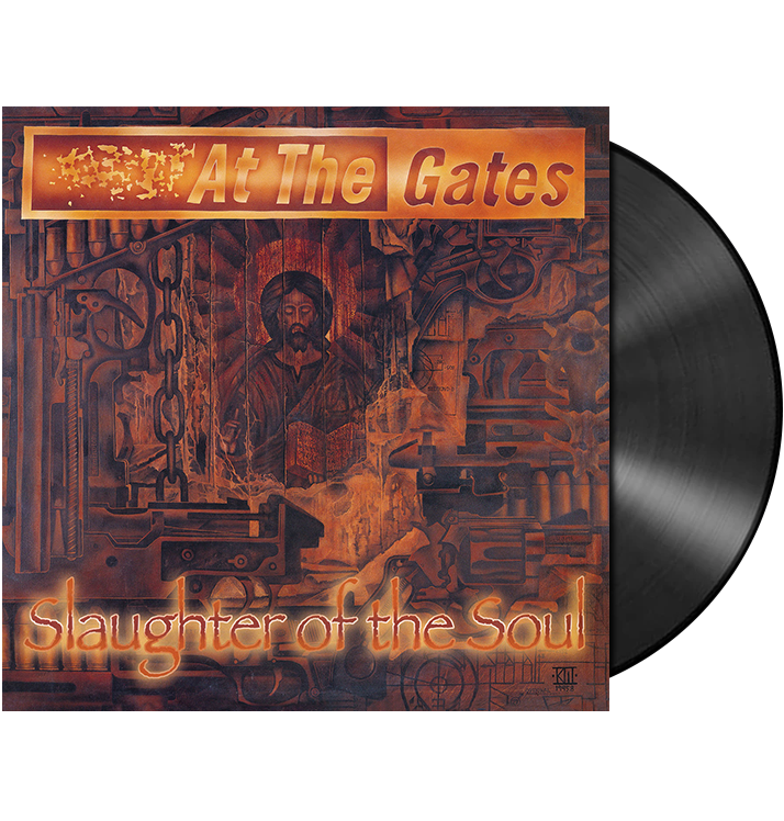AT THE GATES - 'Slaughter Of The Soul' LP