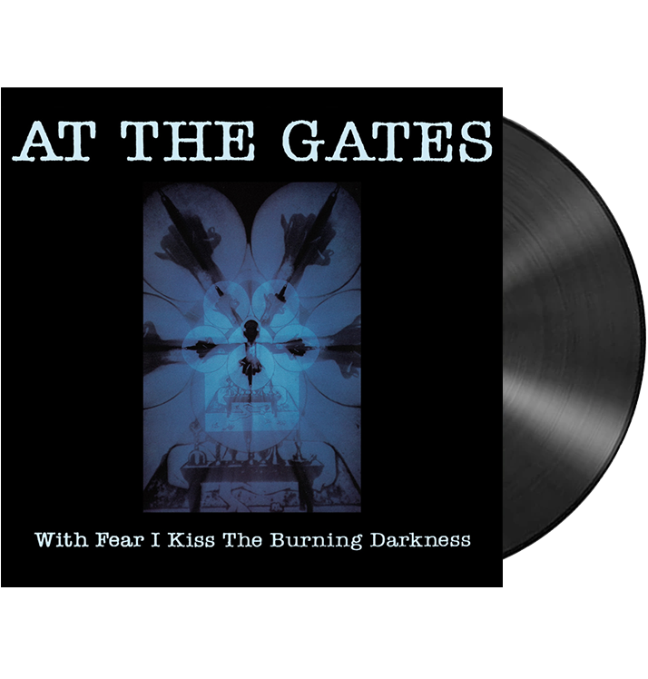 AT THE GATES - 'With Fear I Kiss The Burning Darkness' LP