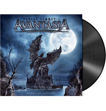 AVANTASIA - 'Angel of Babylon' 2xLP
