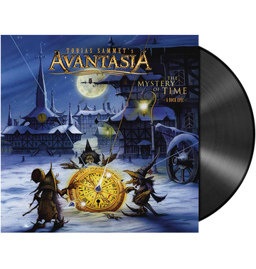 AVANTASIA - 'The Mystery of Time' 2xLP