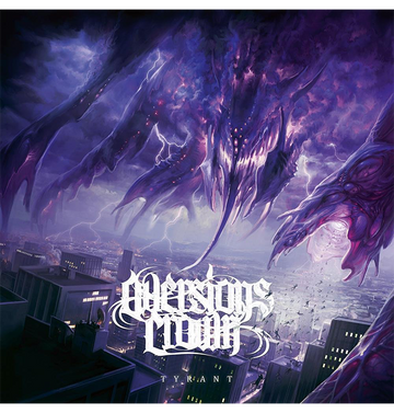 AVERSIONS CROWN - 'Tyrant' CD