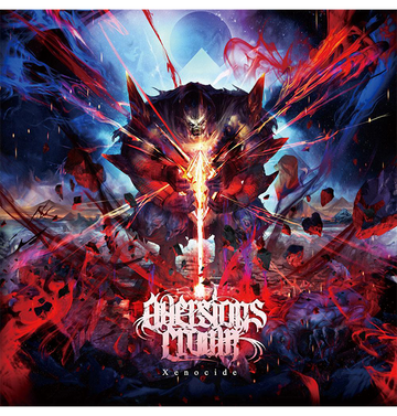 AVERSIONS CROWN - 'Xenocide' CD