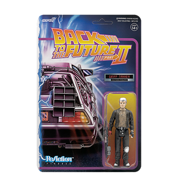 BACK TO THE FUTURE - 'Wave 1 - Griff Tannen' ReAction Figure