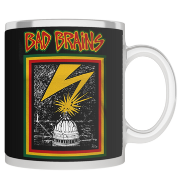 BAD BRAINS - 'Bad Brains' Mug