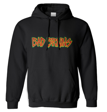 BAD BRAINS - 'Bad Brains' Pullover Hoodie
