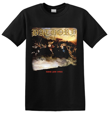 BATHORY - 'Blood Fire Death' T-Shirt