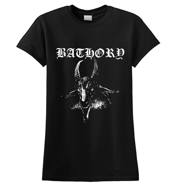 BATHORY - 'Goat' Ladies T-Shirt