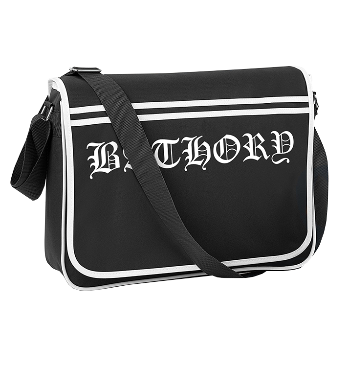 BATHORY - 'Logo' Cross Body Bag